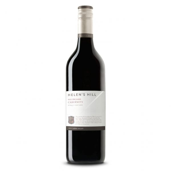 Helens Hill Old Orchard Cabernets