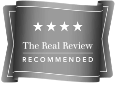 The real Review 4 star rating