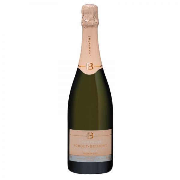 Champagne Forget-Brimont Premier Cru Rosé NV