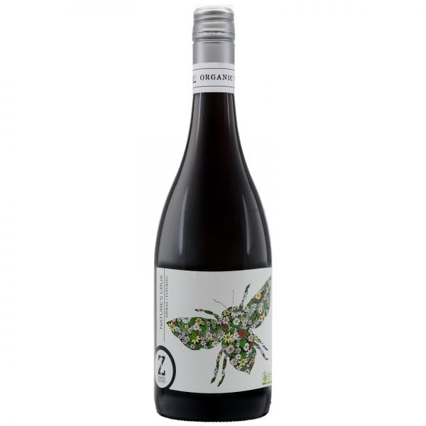 Zonte's Footstep 'Nature's Crux' Organic Shiraz